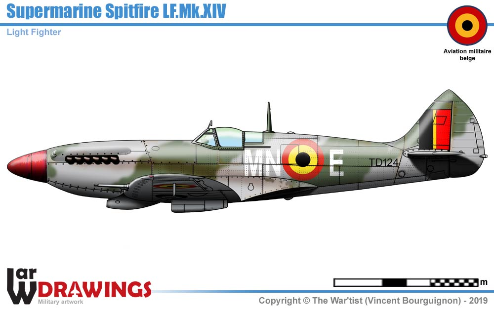 Supermarine Spitfire LF Mk XIV