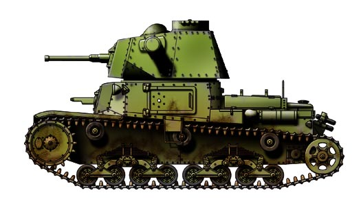 Carro Armato M15/42 • Tanks in World War 2