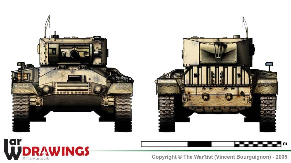Infantry Tank Mk Iii Valentine Mk Iv