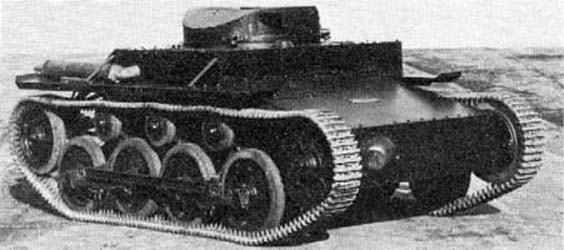 prior  u0026 other light tanks