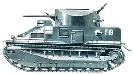 tank mark 1