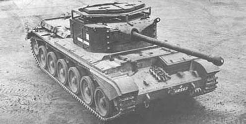 Cruiser Tank Mark Viii Challenger