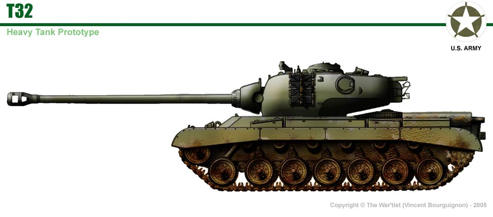 List of Synonyms and Antonyms of the Word: T32 Tank
