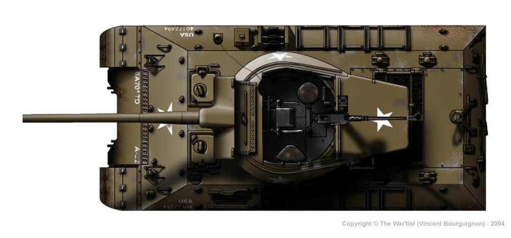 M36 Jackson 90 Mm Gun Motor Carriage