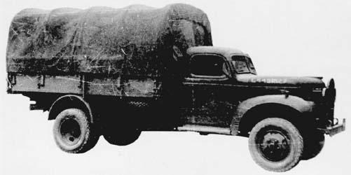 T B on Dodge 4x4 Trucks