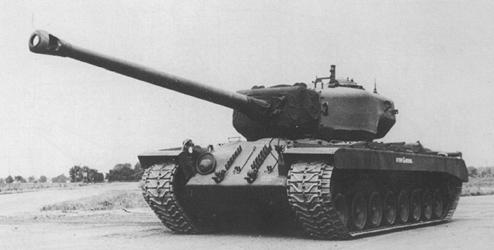 T29/T30/T32 & T34 (Super) Heavy Tanks