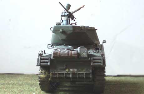 M36b1 90 Mm Gun Motor Carriage