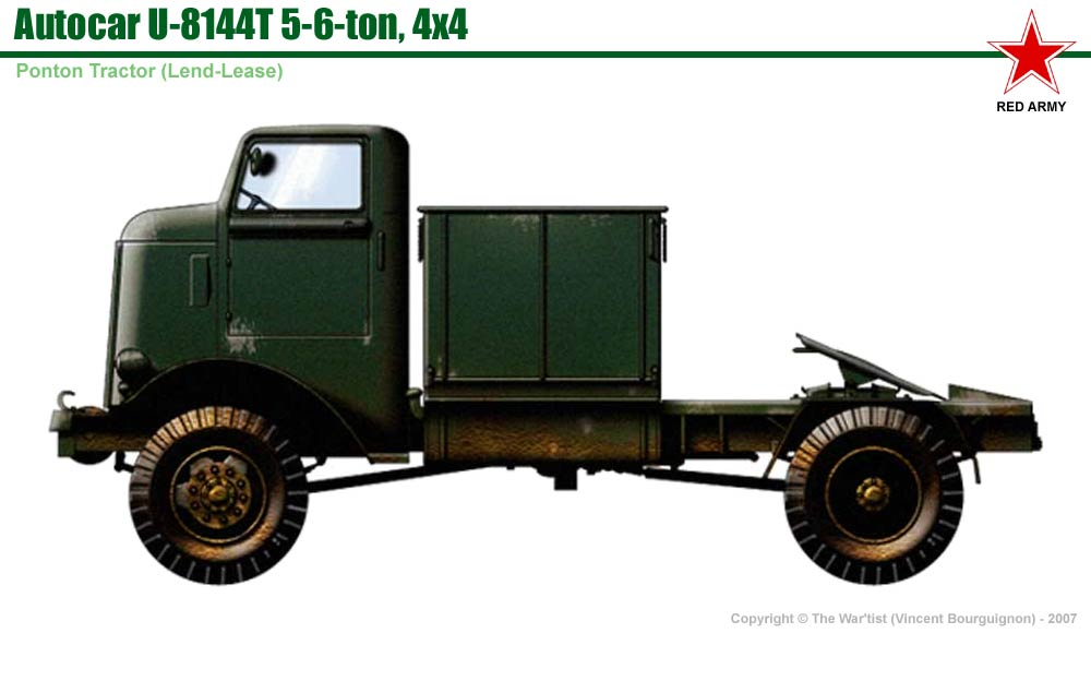 Autocar U-8144T