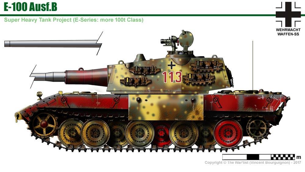 E-100 Ausf.B