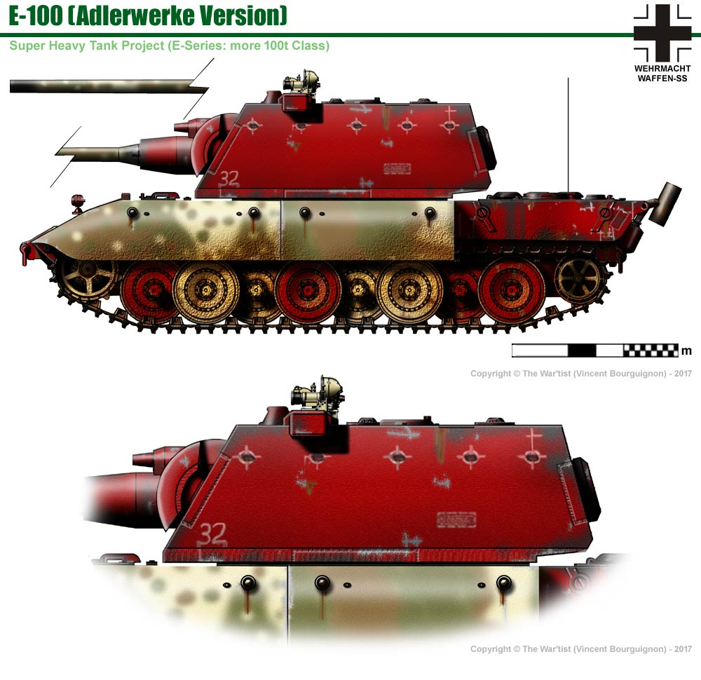 E-100 Adlerwerke Version