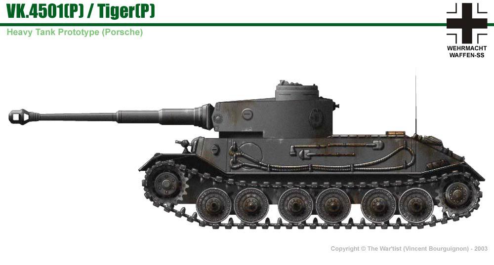 Vk 4501 P