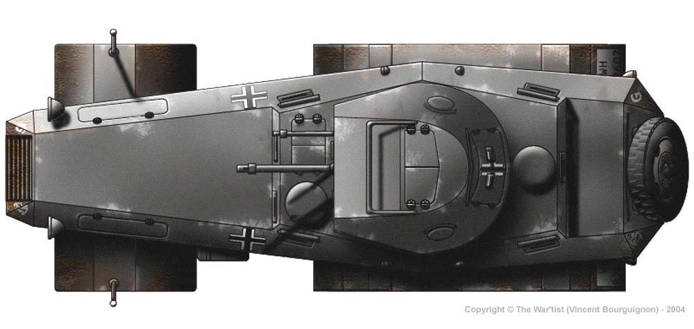 Sd Kfz 231 (6-rad)