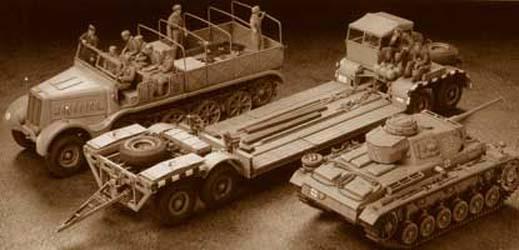 Zugkraftwagen (Prime Movers