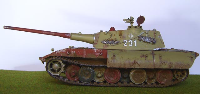 E-100 Super Heavy Tank