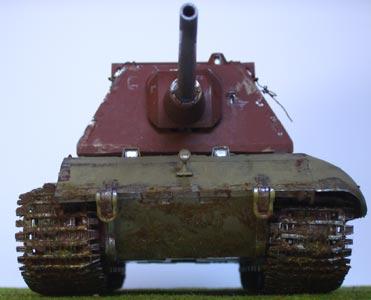 E-100 (Adlerwerke Version) Super Heavy Tank