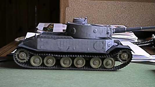 Porsche Tiger P Heavy Tank