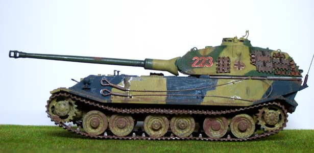 Vk 4502 P Hintern Heavy Tank