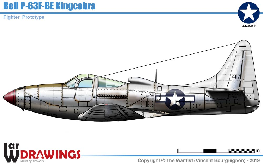 P 63F Kingcobra on the king and i