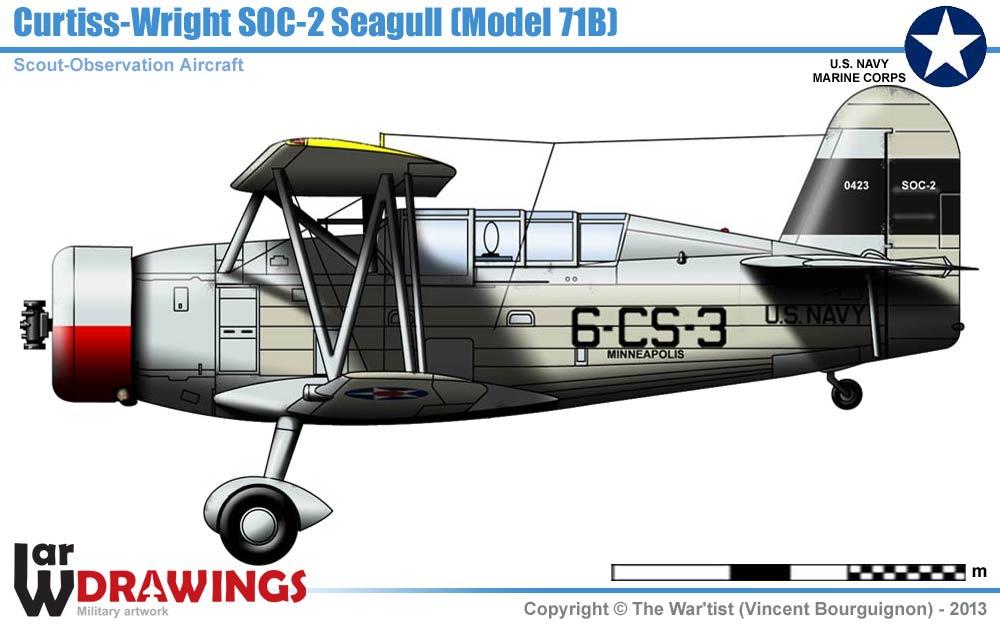 Curtiss SOC-2 Seagull