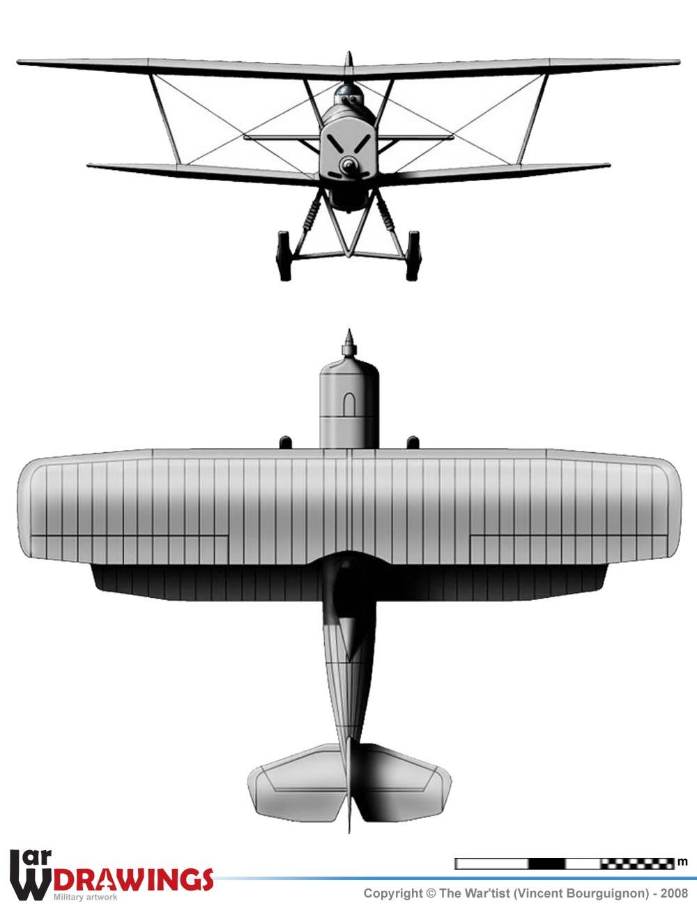 Tupolev I-8/ Ant-13 on
