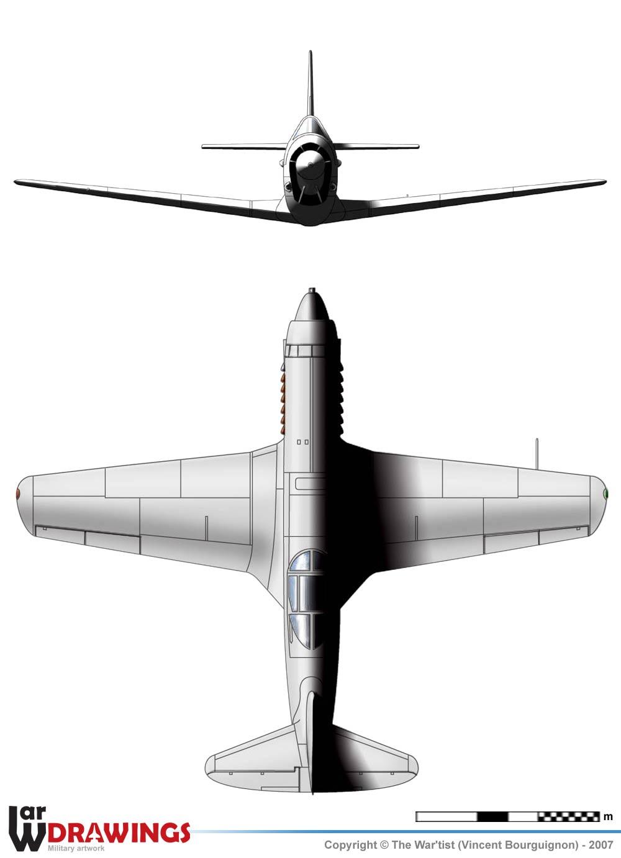 MiG-13 (MiG I-250) on