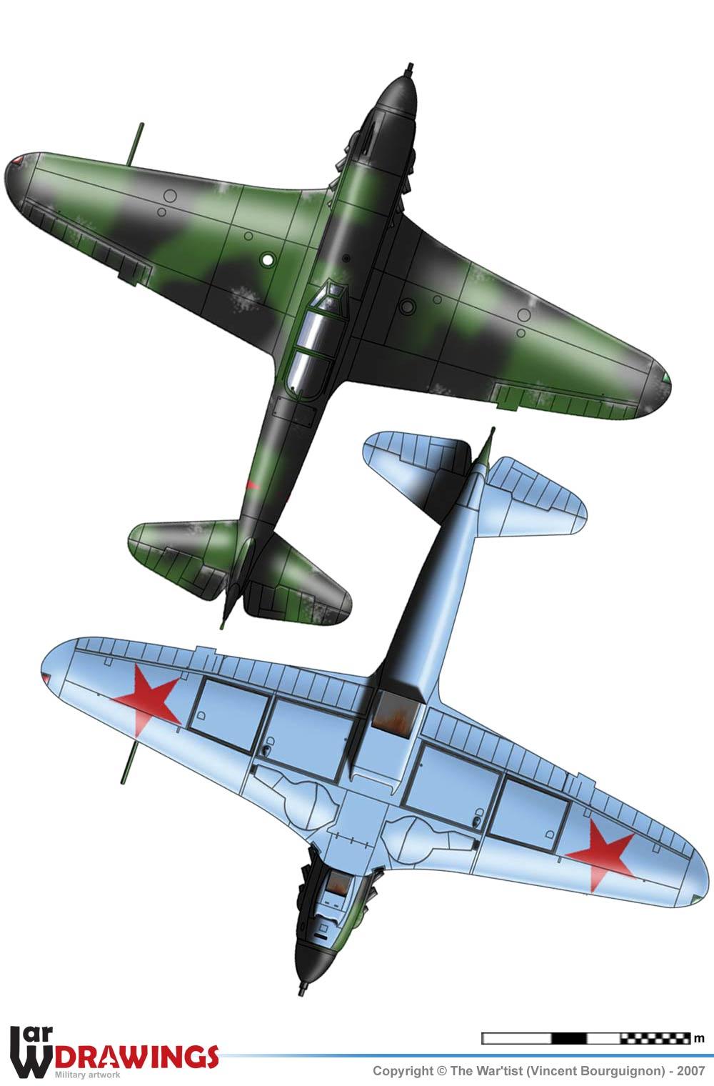 Yakovlev Yak-9T