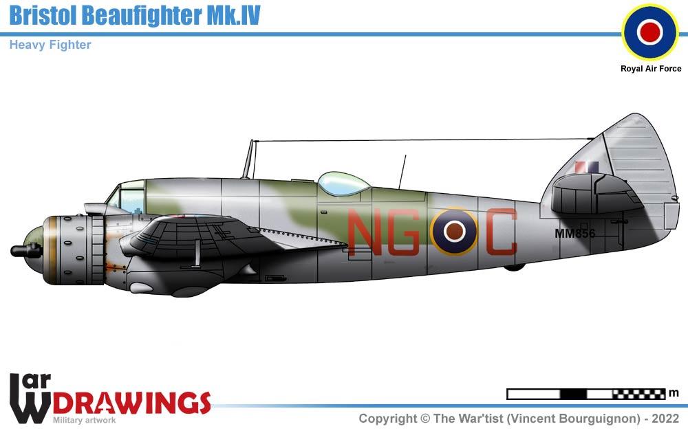 Bristol Beaufighter Mk.IV