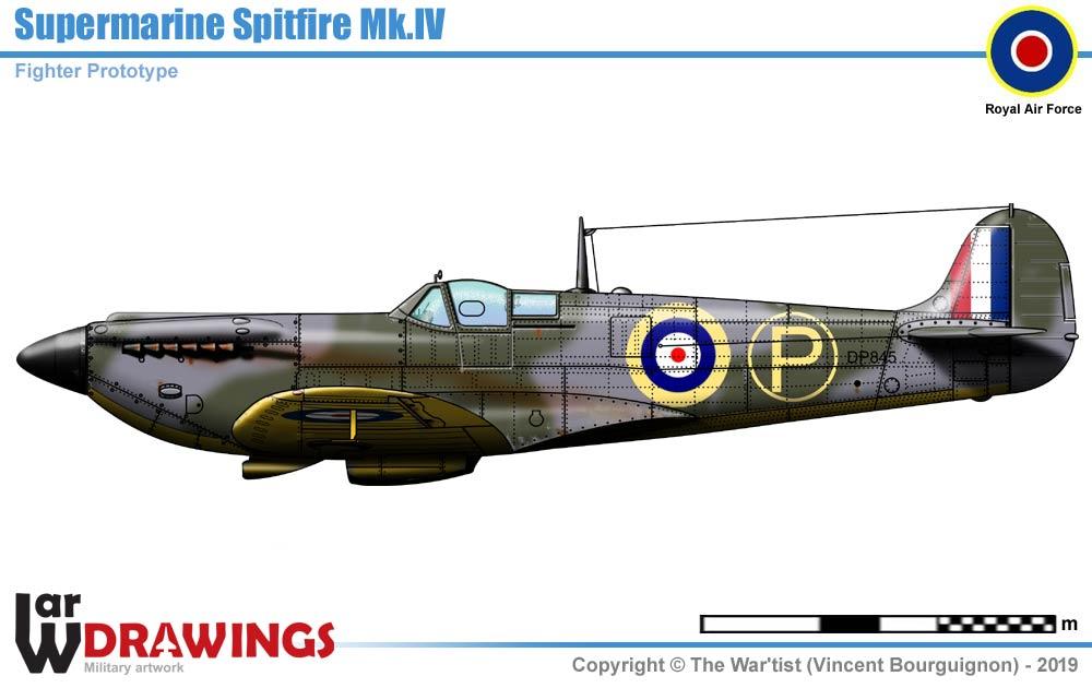 Supermarine Spitfire MkIV
