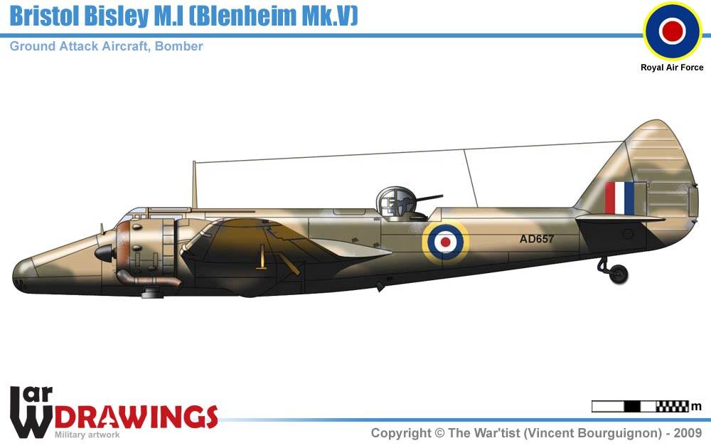 Bristol Bisley B Mk.I