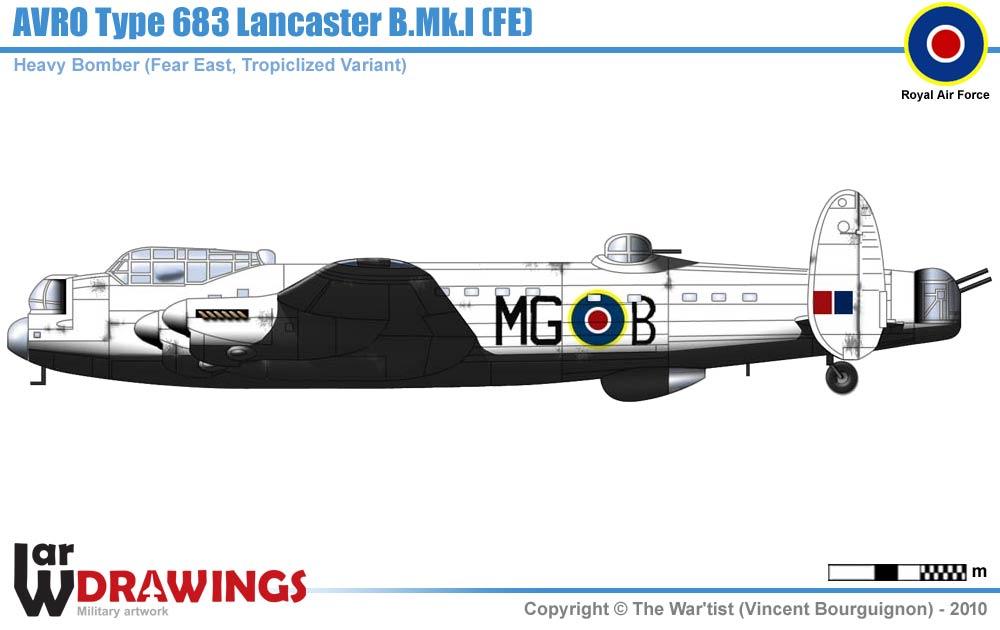 Avro Lancaster B 1
