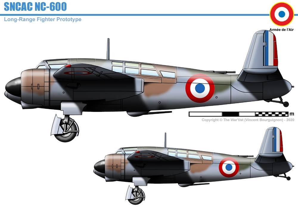 Sncac Nc 600