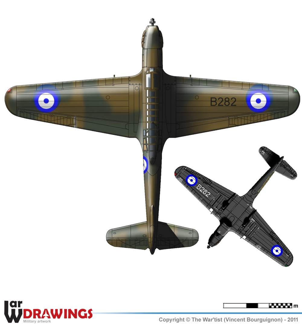 Fairey Battle B.Mk.I