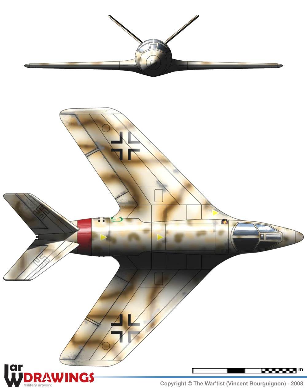 Messerschmitt P.1112
