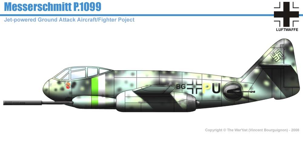 Luftwaffe 46 et autres projets de l'axe à toutes les échelles(Bf 109 G10 erla luft46). - Page 20 P1