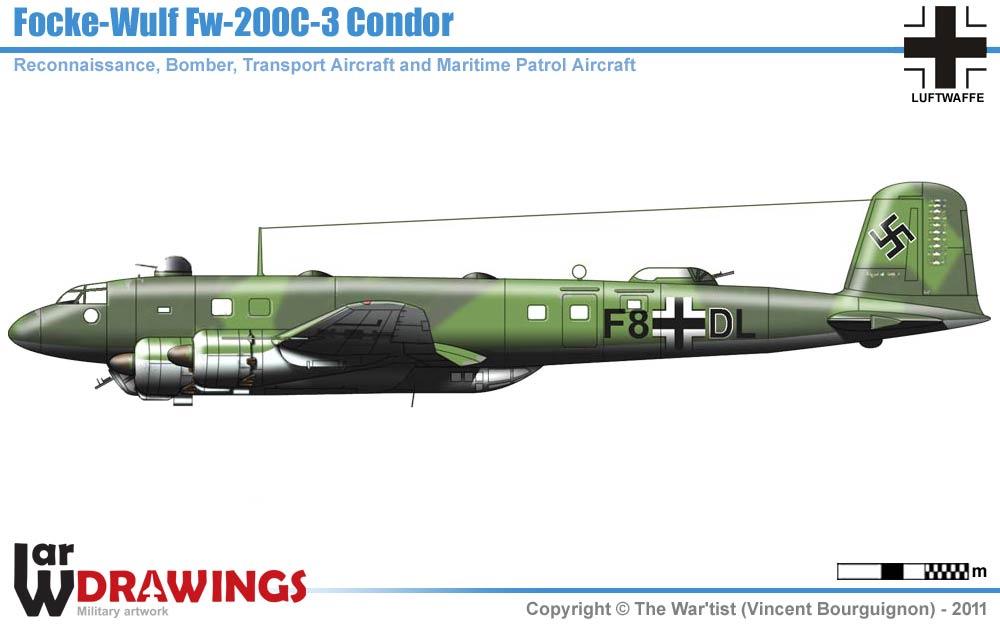Fw 200c 3 Kondor