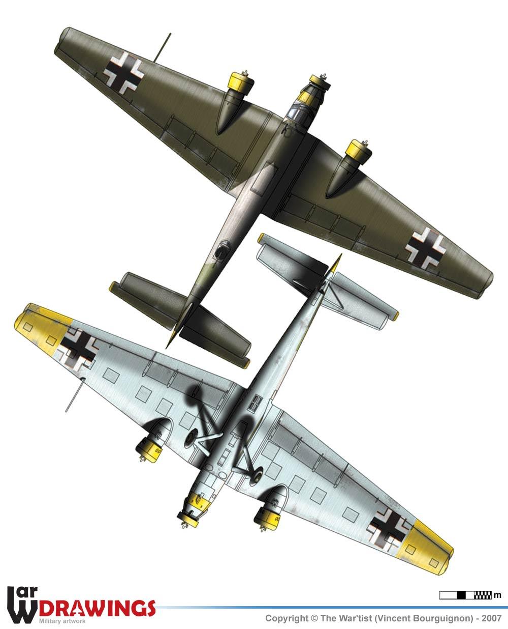 Junkers Ju-52/3mg4e