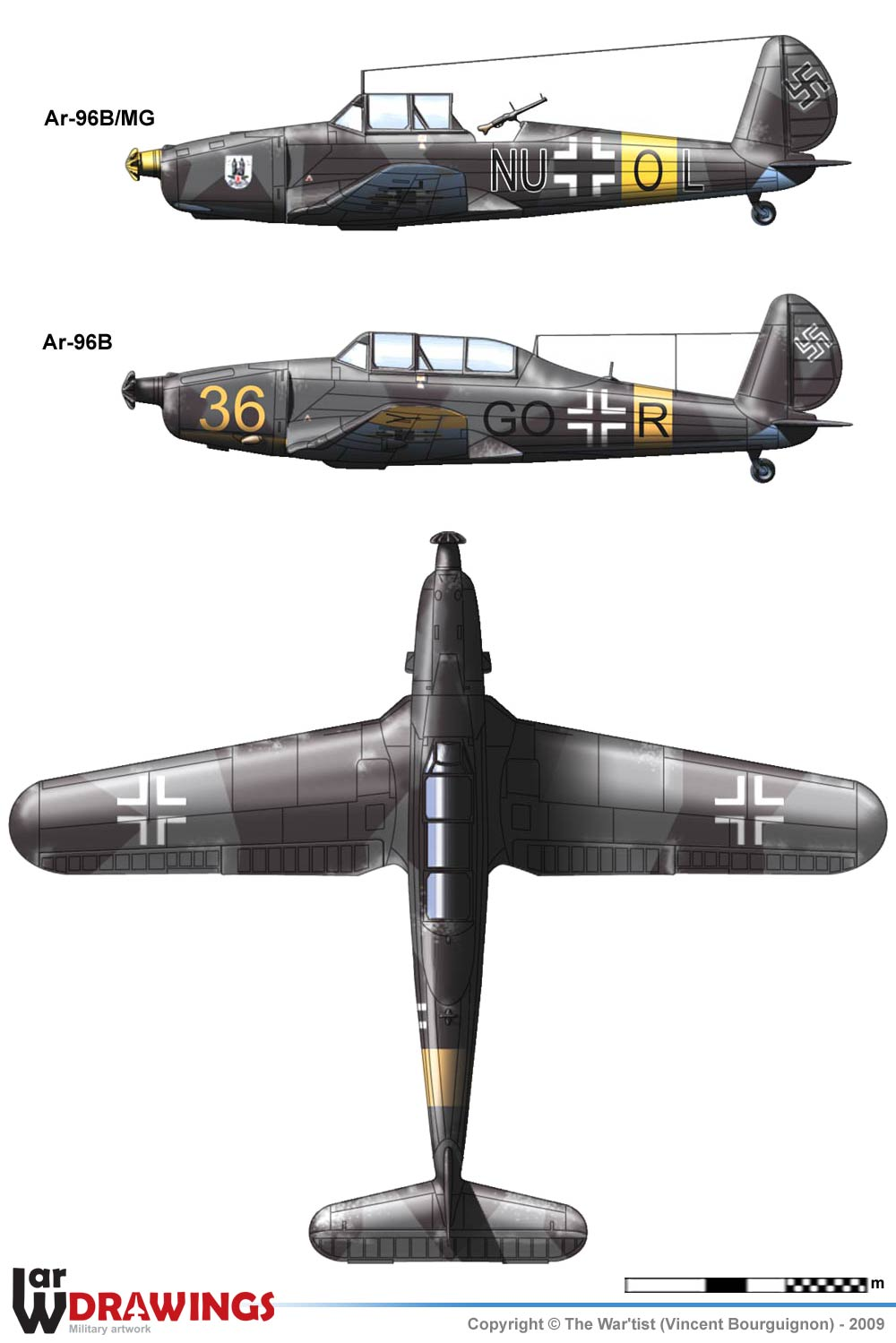 Airplanes axis germany 08 others ar 96 ar 96 htm up dated