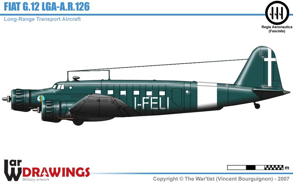Fiat G.12