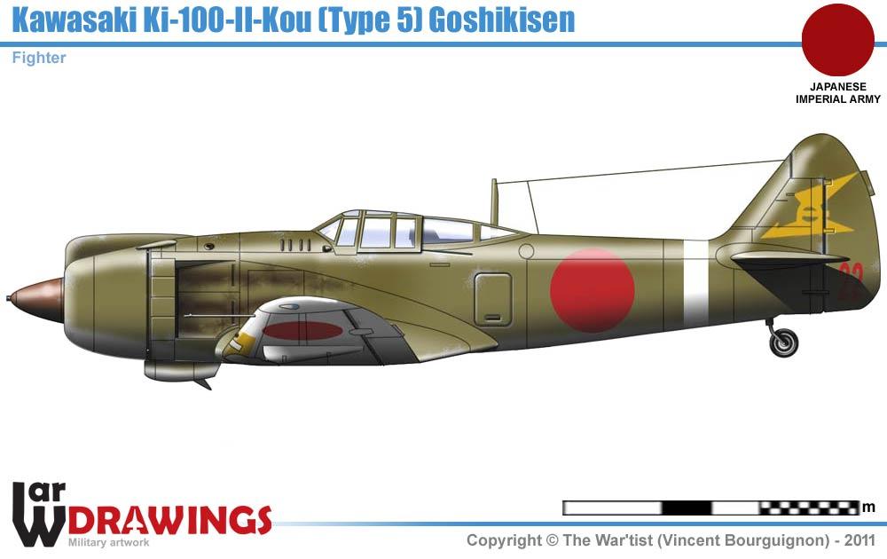 Kawasaki Ki  Ii