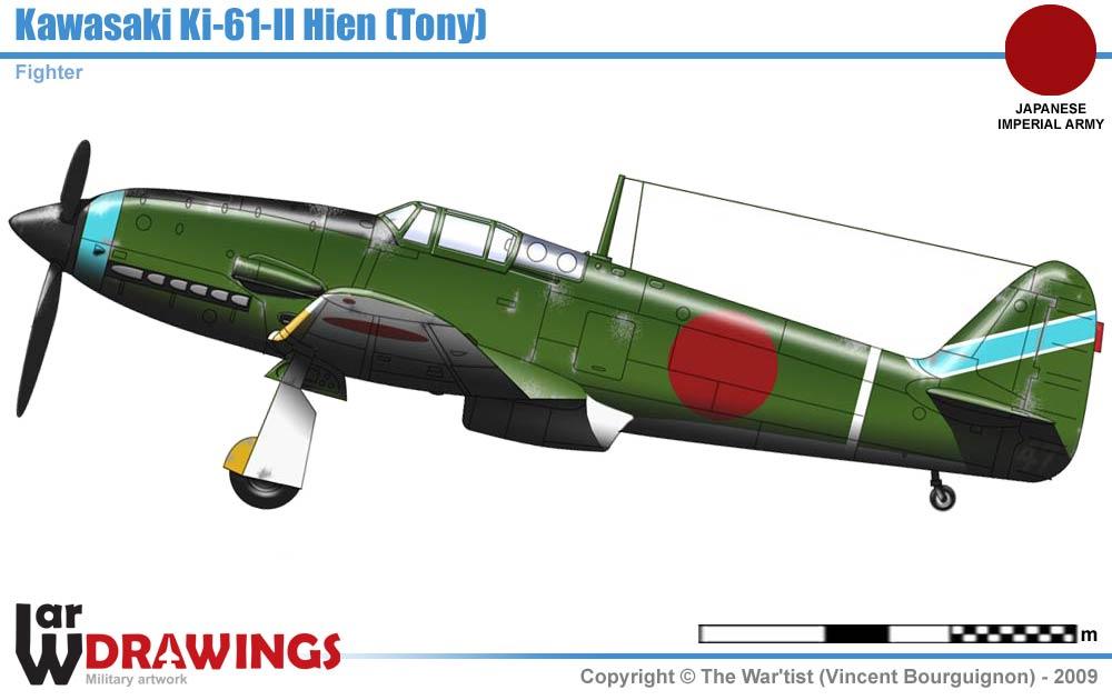 Airplanes/Axis/Japan/01-Fighters/Ki-61Haien/Ki.61-II-Hien.htm | Up ...