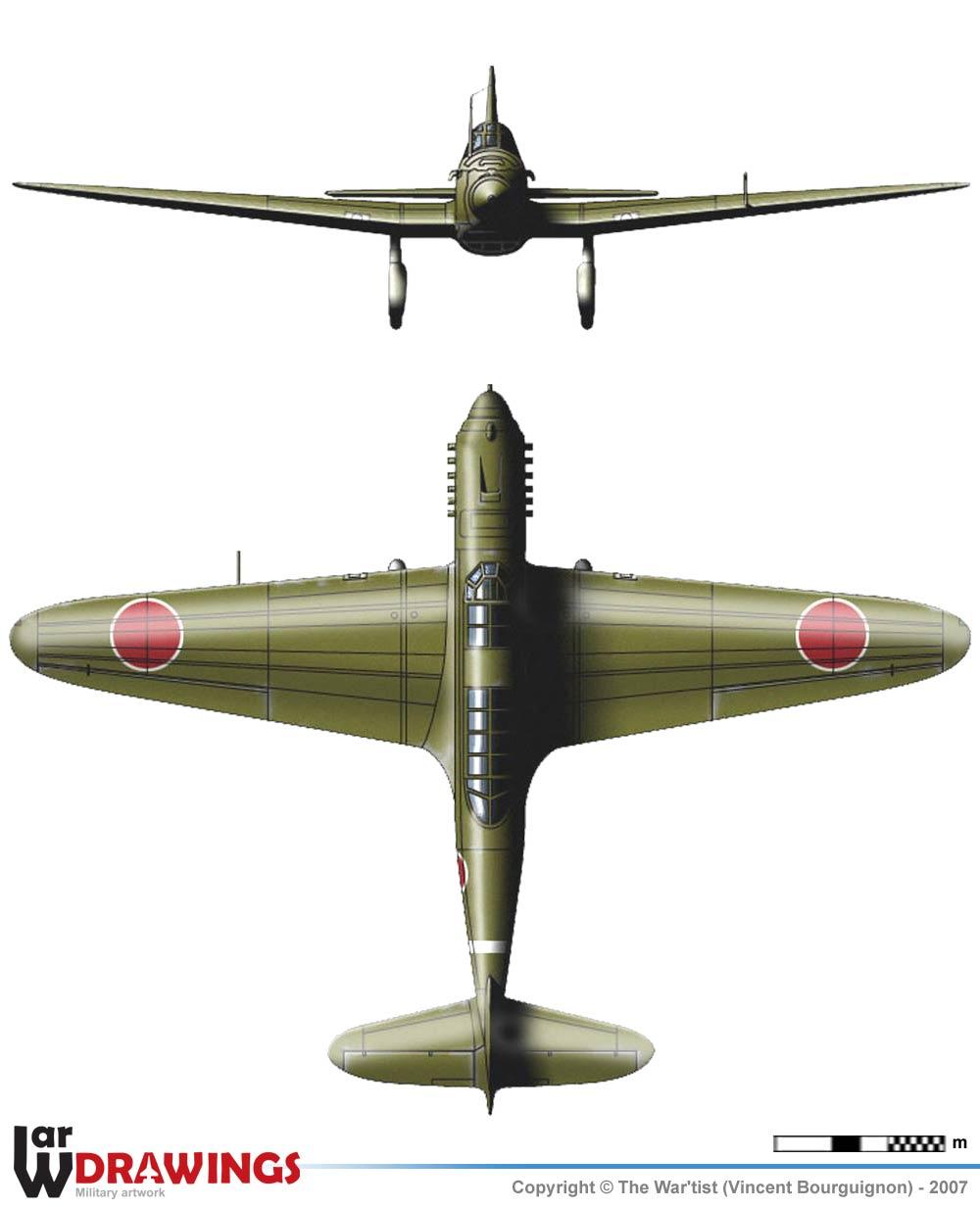 Kawasaki Ki-32 Mary