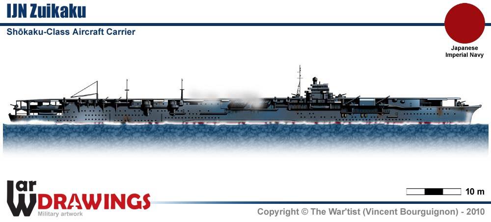 Aircraft-Cruiser Zuikaku