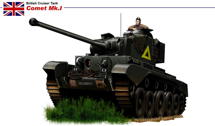 tanks for the celebrity